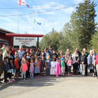 teslin school renaming.JPG